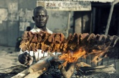 Meat Seller, Nigeria